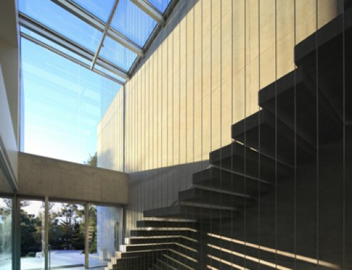 Application of specific stainless architectural fabrications