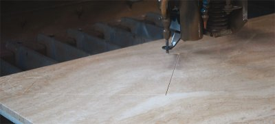 Mit Wasserstrahl schneiden - Building concept innovative sustainable solutions for architecture and construction Stainless steel Edelstahl Türen GammaStone Air Stone Munich München Paris New York Los Angeles